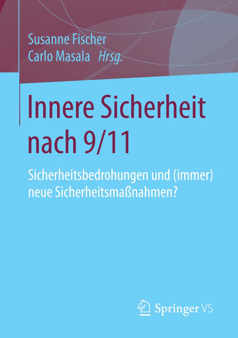Fischer, Susanne - Innere Sicherheit nach 9/11, ebook