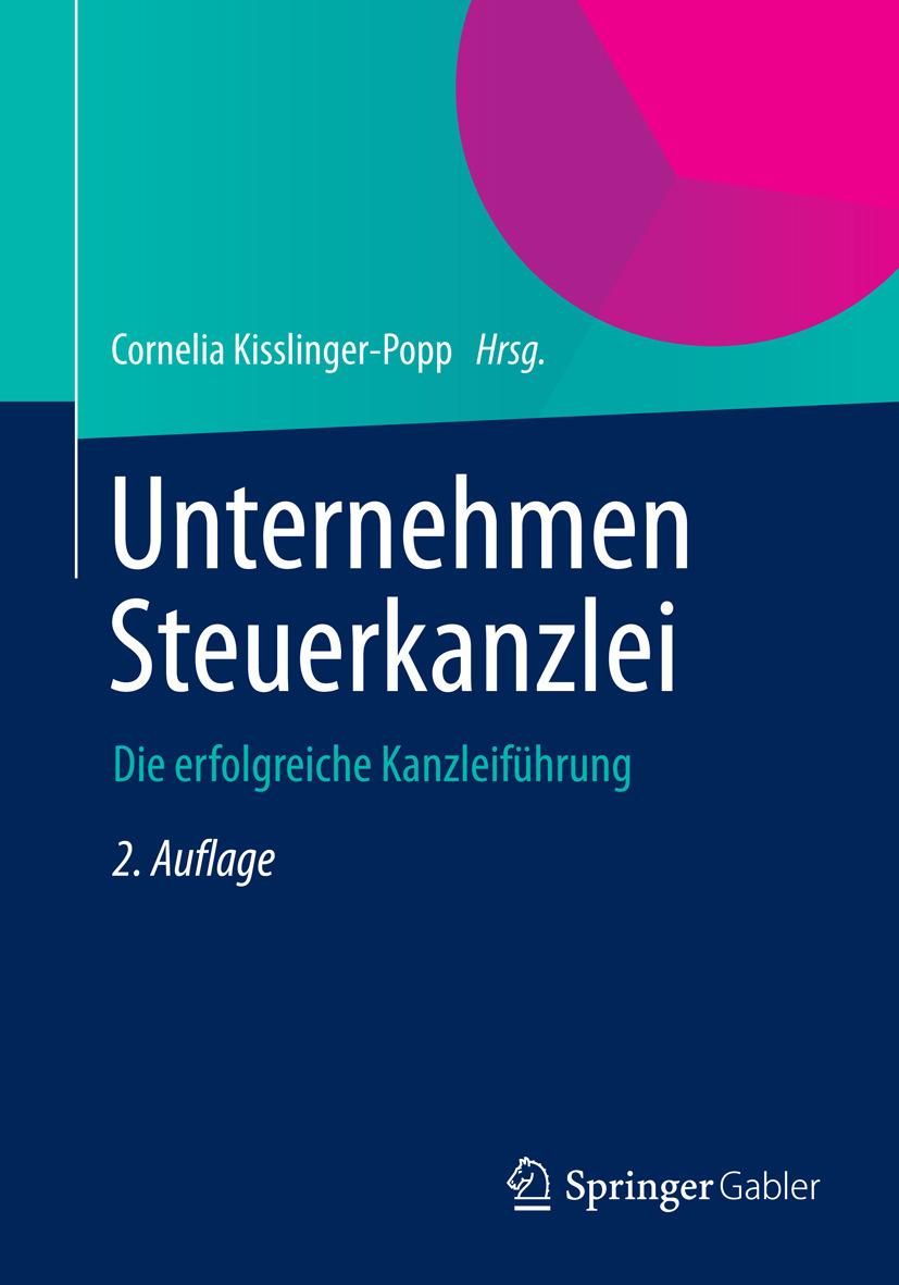 Kisslinger-Popp, Cornelia - Unternehmen Steuerkanzlei, ebook