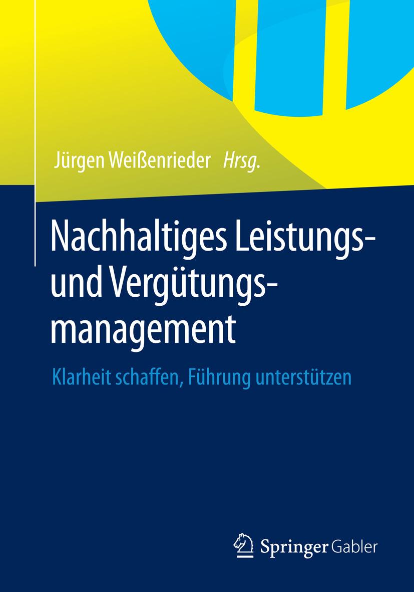 Weißenrieder, Jürgen - Nachhaltiges Leistungs- und Vergütungsmanagement, ebook