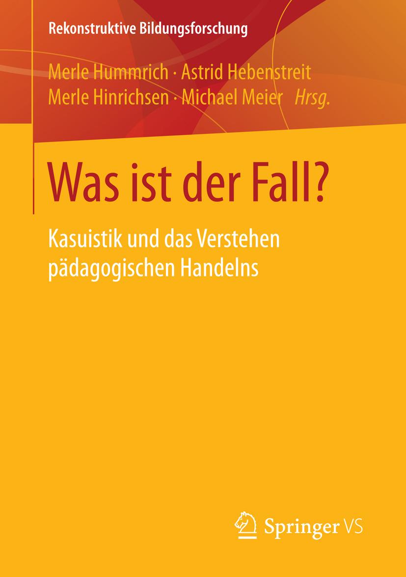 Hebenstreit, Astrid - Was ist der Fall?, ebook