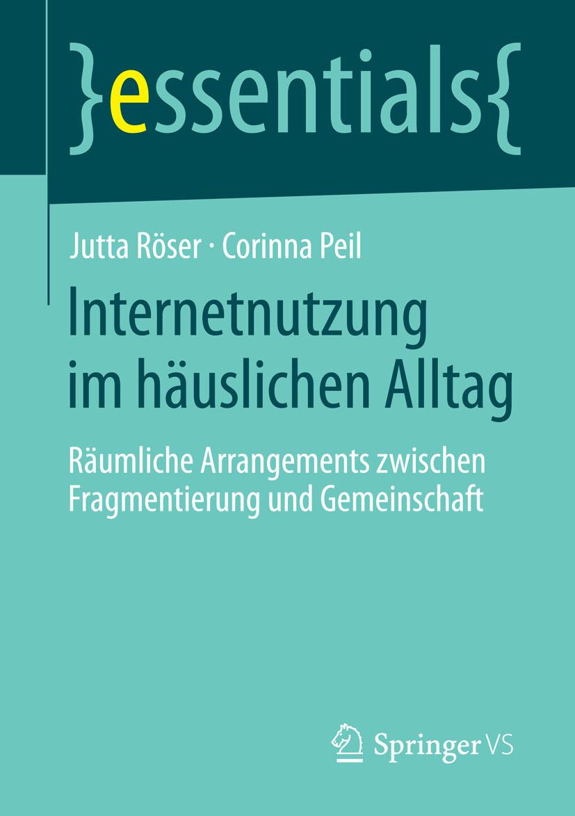 Peil, Corinna - Internetnutzung im häuslichen Alltag, ebook