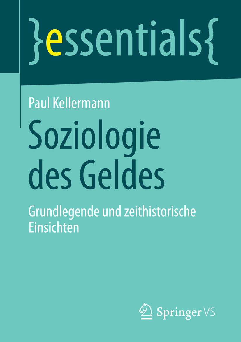 Kellermann, Paul - Soziologie des Geldes, ebook