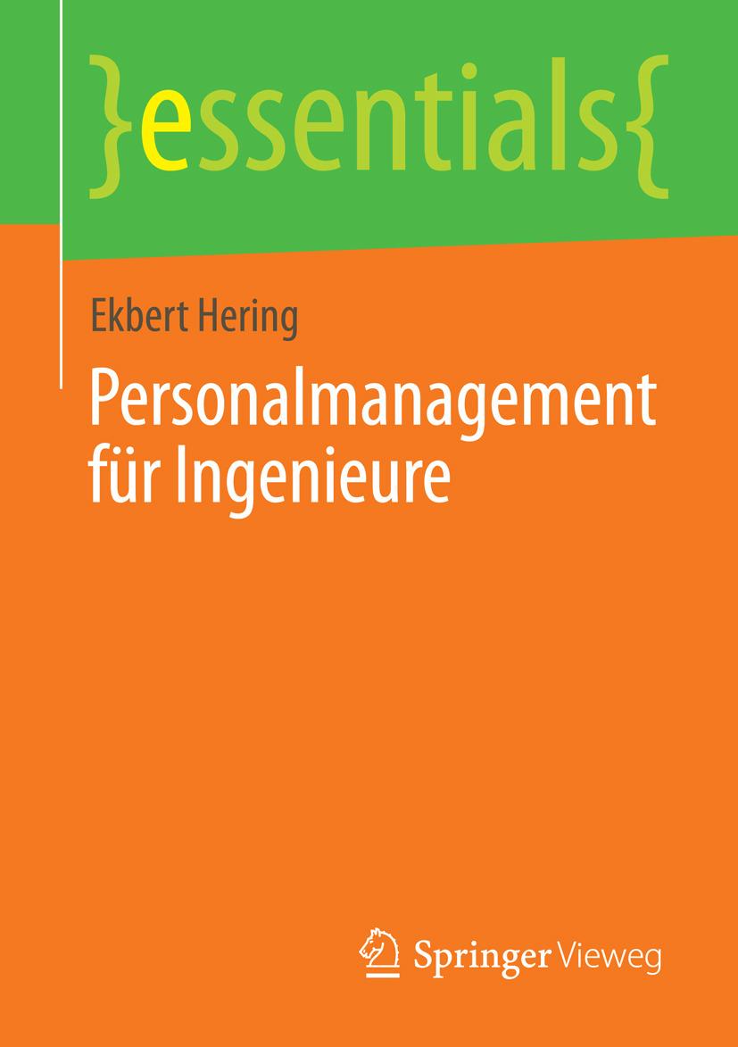 Hering, Ekbert - Personalmanagement für Ingenieure, ebook