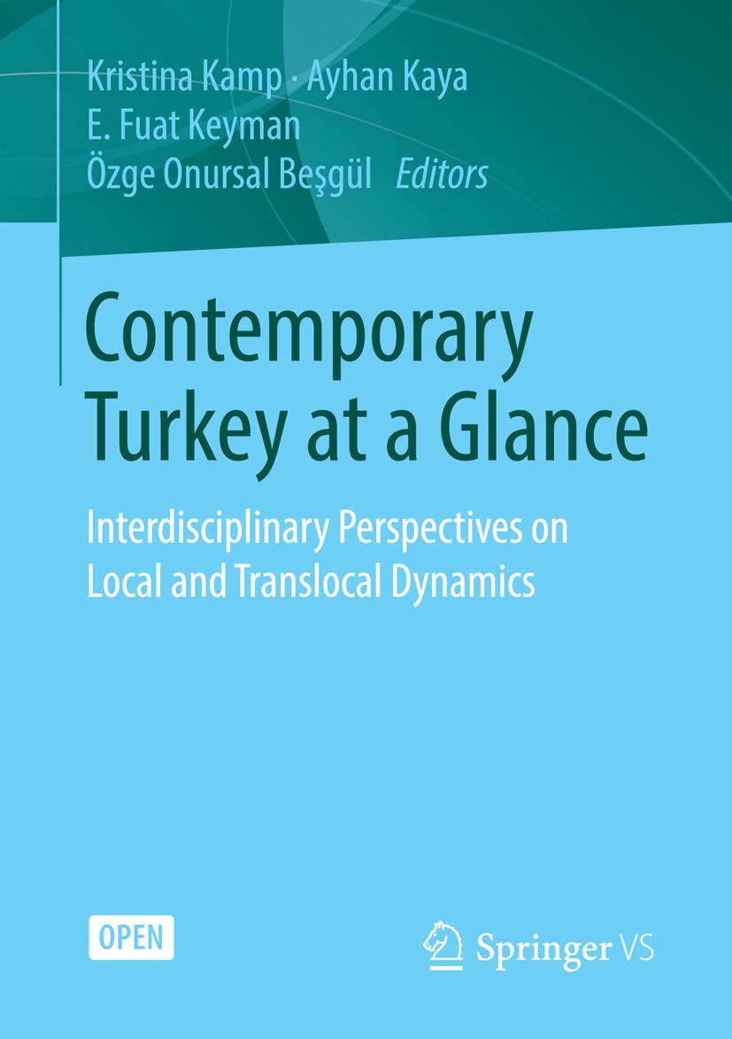 Besgul, Ozge Onursal - Contemporary Turkey at a Glance, ebook