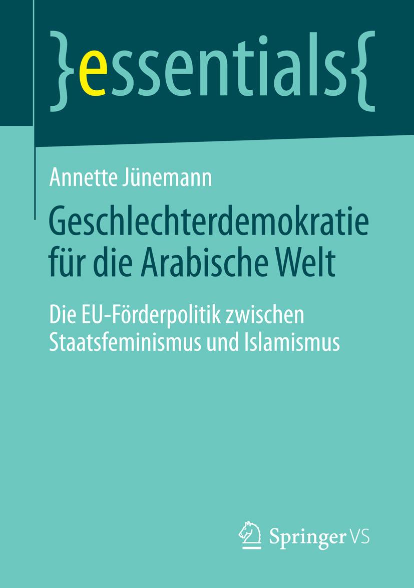 Jünemann, Annette - Geschlechterdemokratie für die Arabische Welt, ebook