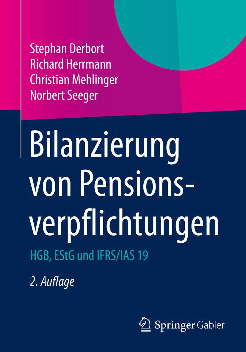 Derbort, Stephan - Bilanzierung von Pensionsverpflichtungen, ebook