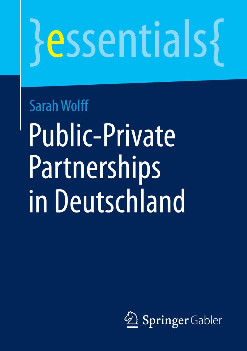 Wolff, Sarah - Public-Private Partnerships in Deutschland, ebook