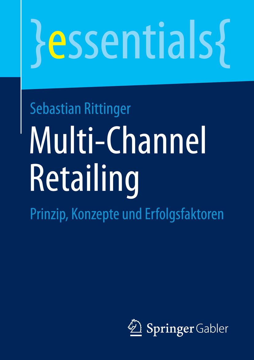 Rittinger, Sebastian - Multi-Channel Retailing, ebook