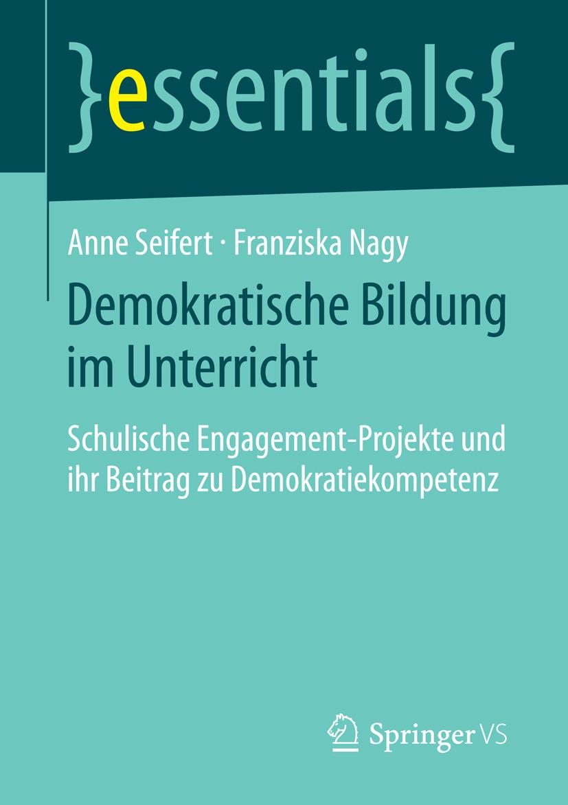 Nagy, Franziska - Demokratische Bildung im Unterricht, ebook