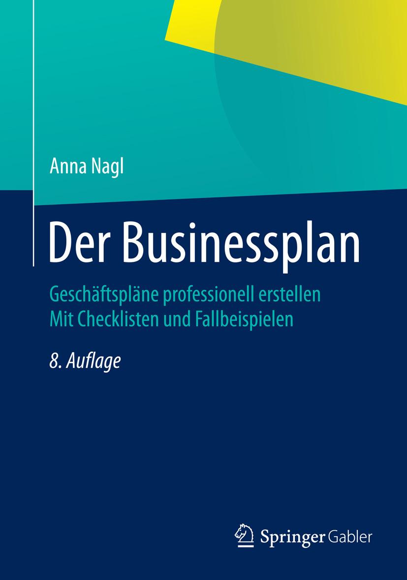 Nagl, Anna - Der Businessplan, ebook