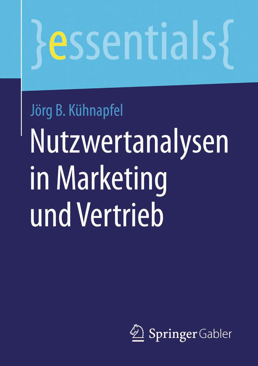 Kühnapfel, Jörg B. - Nutzwertanalysen in Marketing und Vertrieb, e-kirja