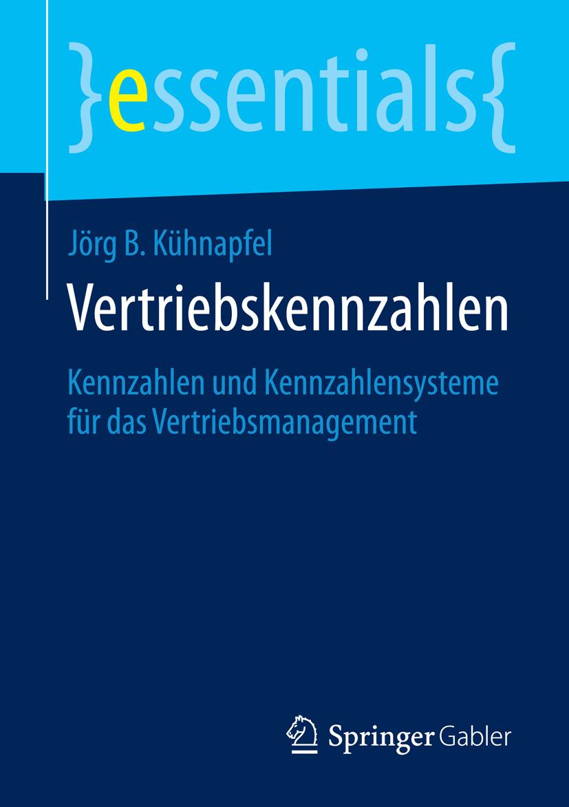 Kühnapfel, Jörg B. - Vertriebskennzahlen, ebook