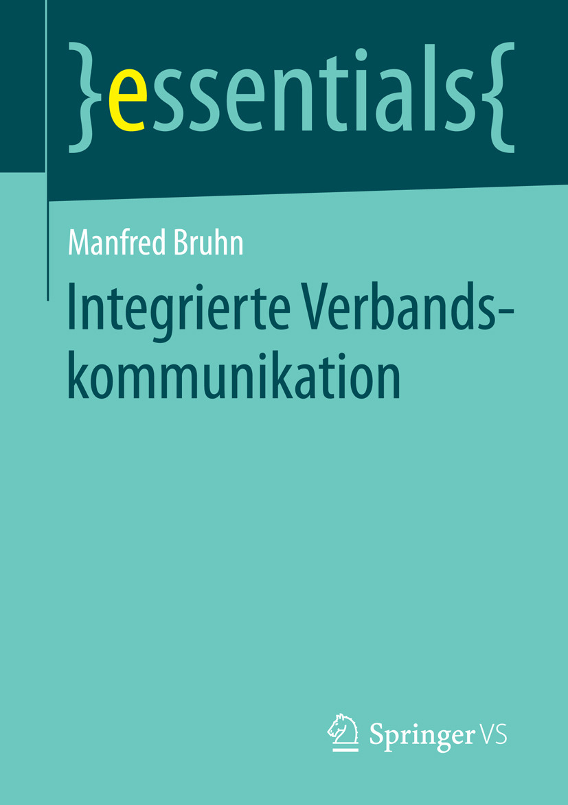 Bruhn, Manfred - Integrierte Verbandskommunikation, ebook