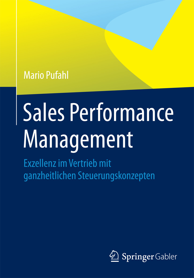 Pufahl, Mario - Sales Performance Management, ebook