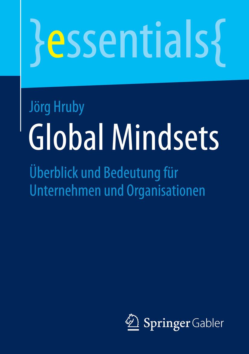 Hruby, Jörg - Global Mindsets, ebook