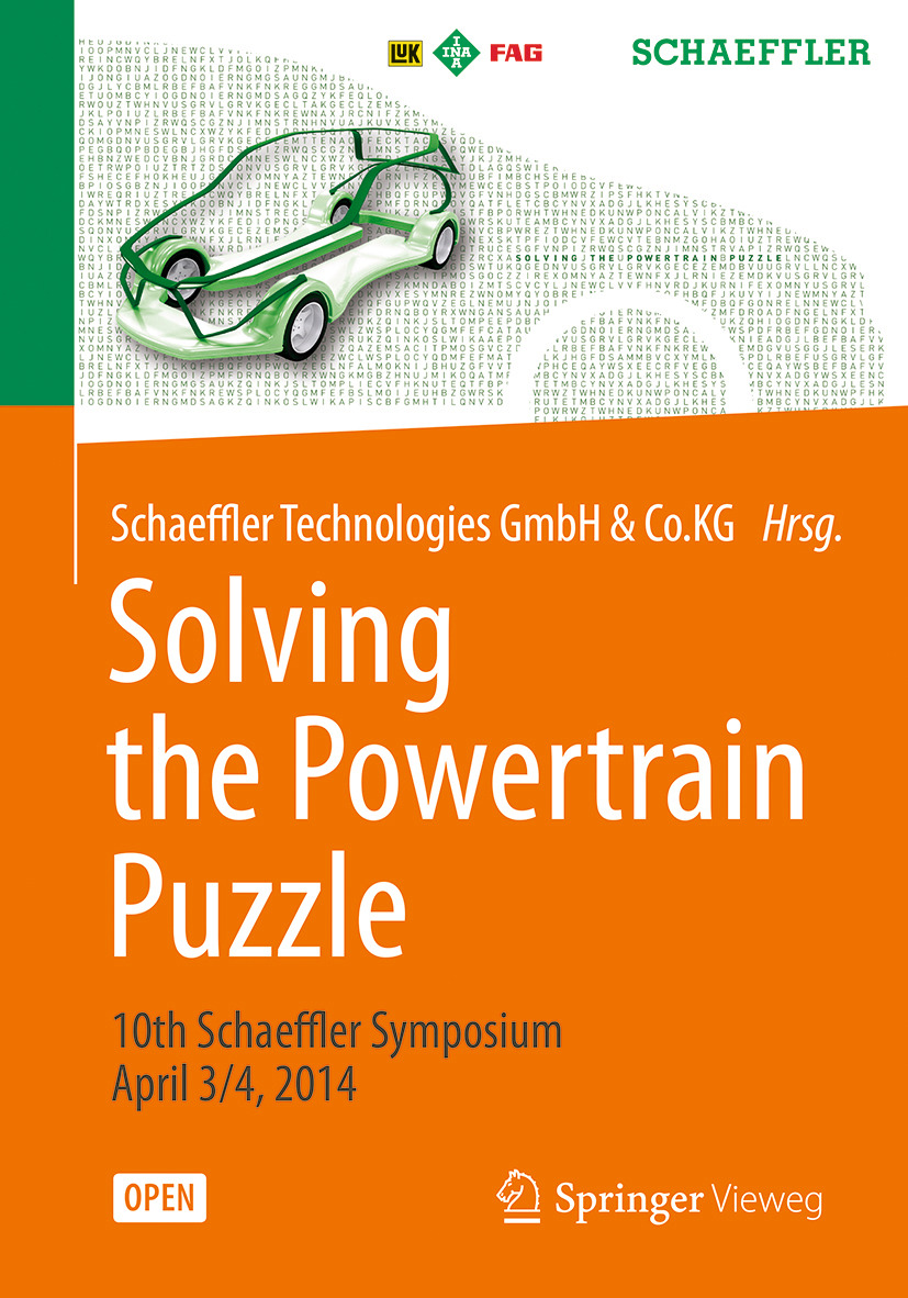KG, Schaeffler Technologies GmbH & Co. - Solving the Powertrain Puzzle, ebook