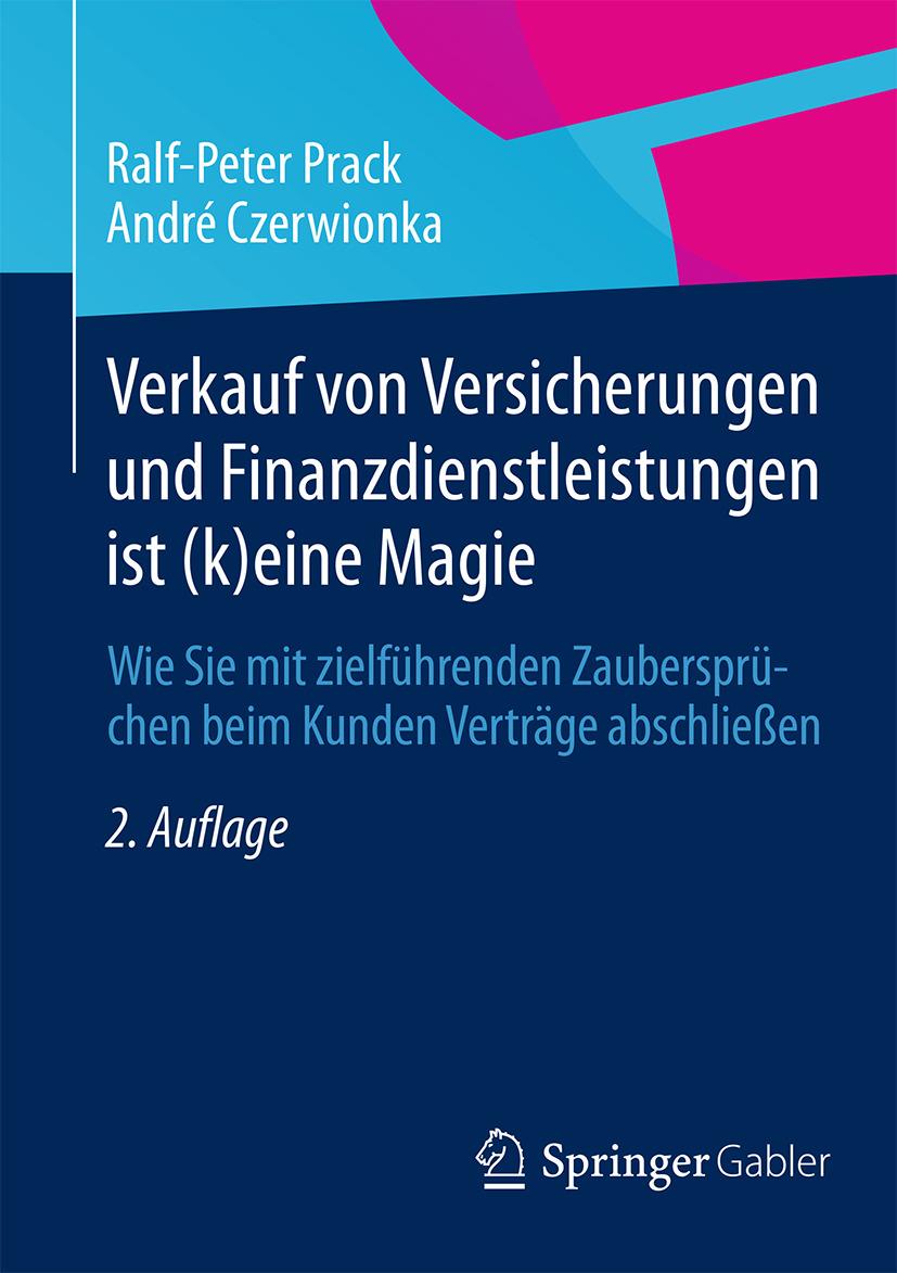 Czerwionka, André - Verkauf von Versicherungen und Finanzdienstleistungen ist (k)eine Magie, ebook