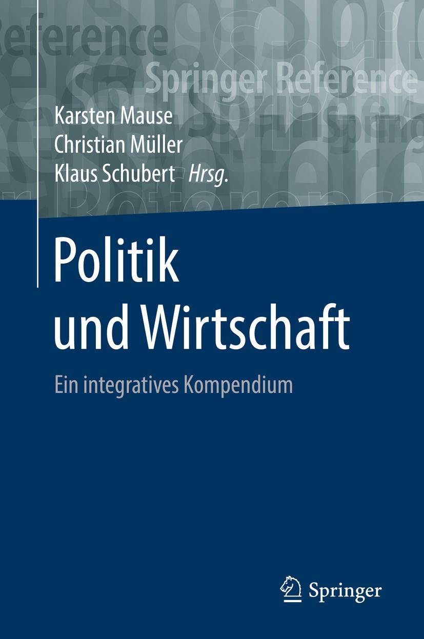 Mause, Karsten - Politik und Wirtschaft, e-bok