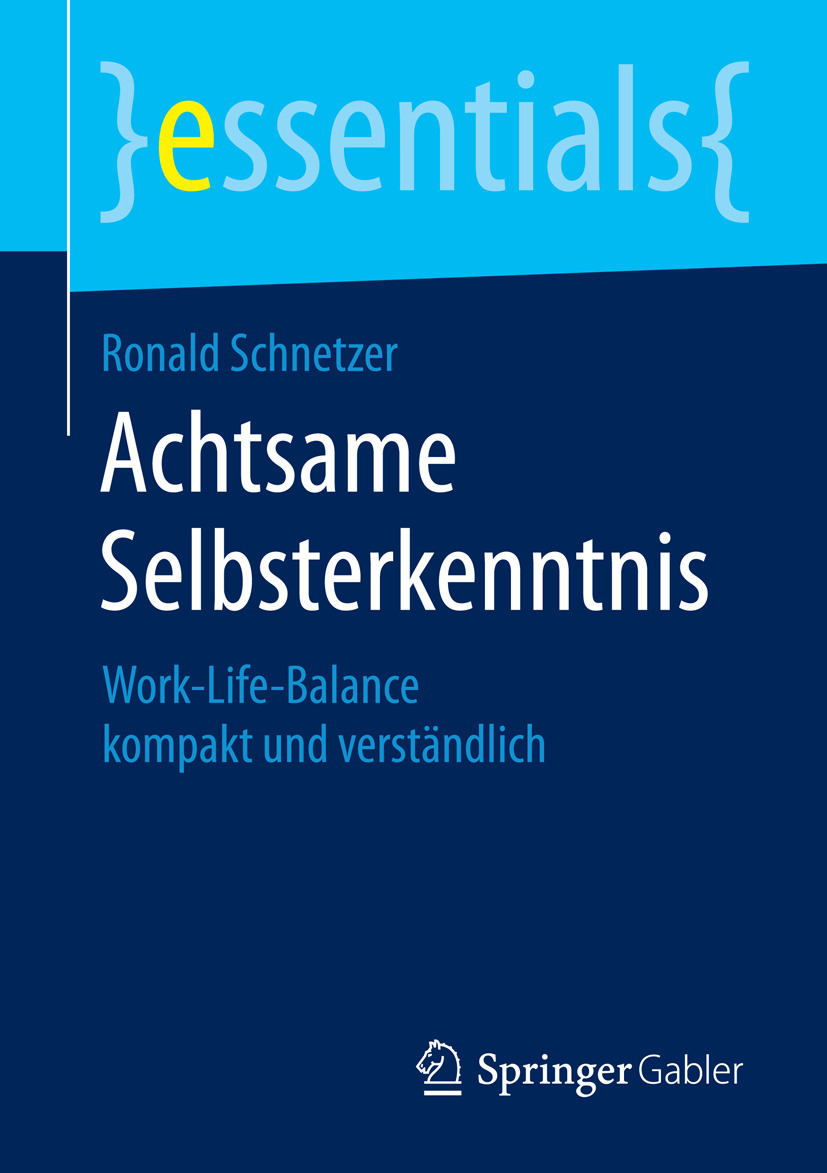 Schnetzer, Ronald - Achtsame Selbsterkenntnis, ebook