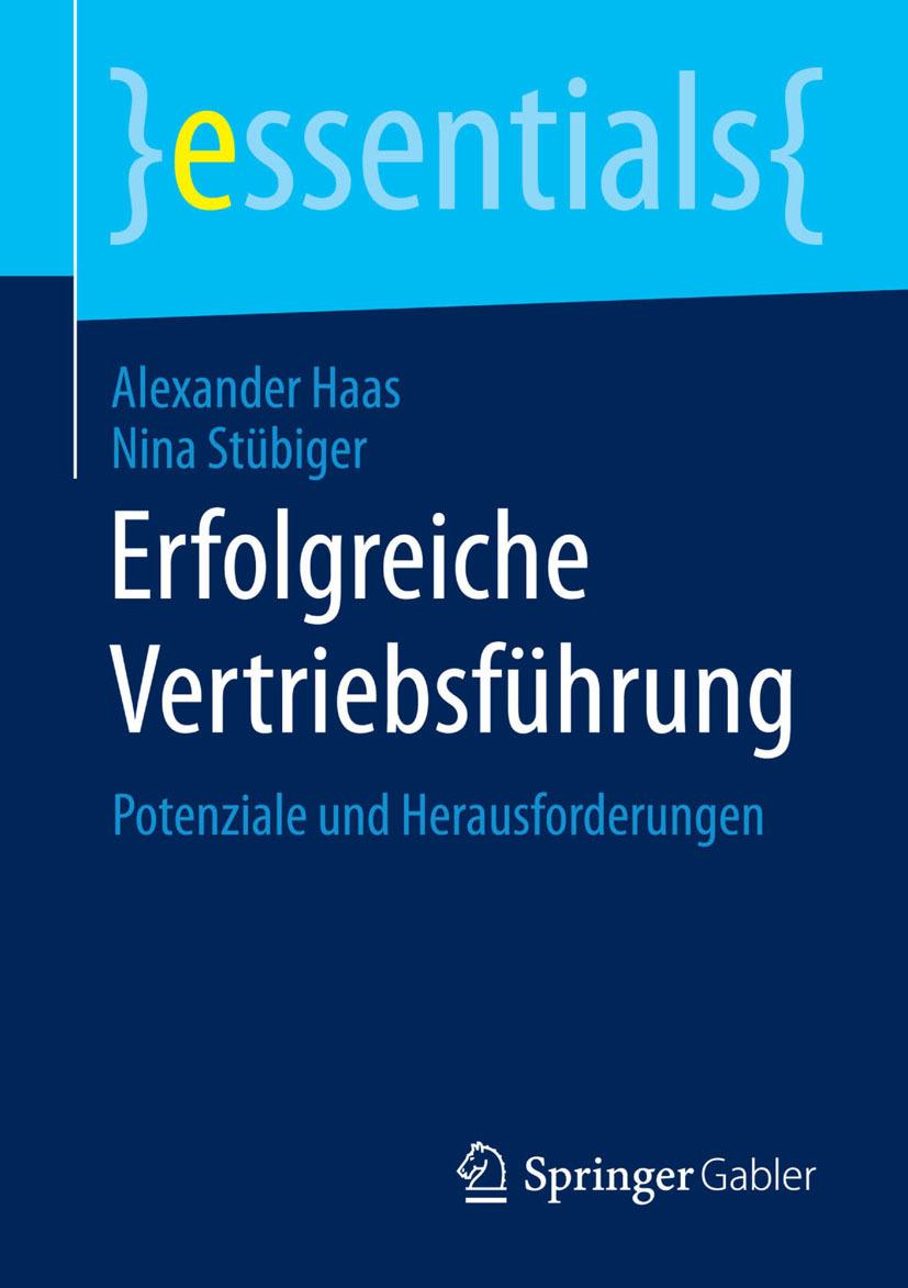 Haas, Alexander - Erfolgreiche Vertriebsführung, ebook