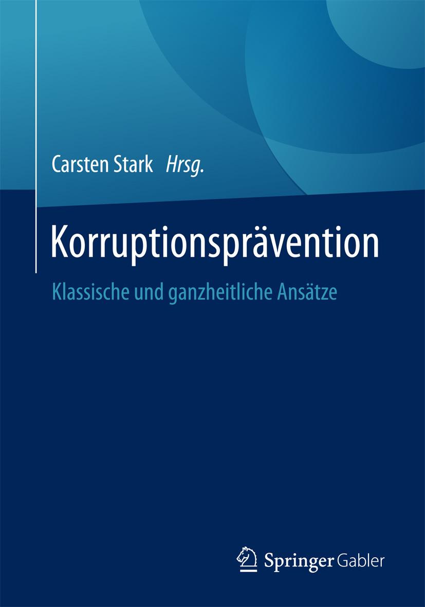 Stark, Carsten - Korruptionsprävention, ebook