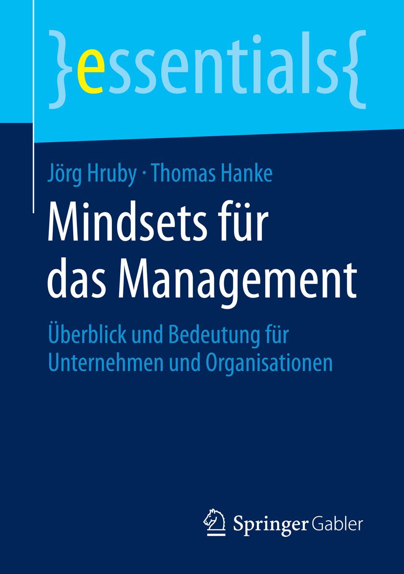 Hanke, Thomas - Mindsets für das Management, ebook