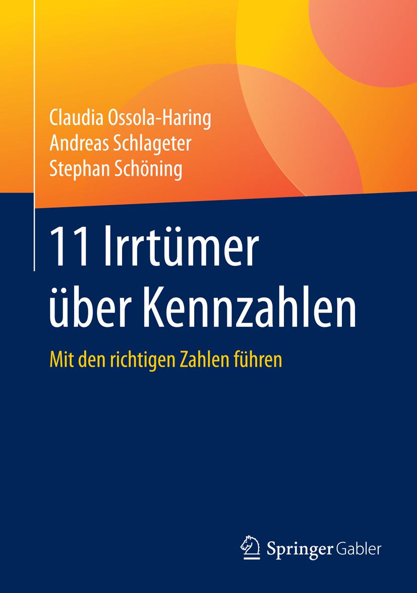 Ossola-Haring, Claudia - 11 Irrtümer über Kennzahlen, ebook