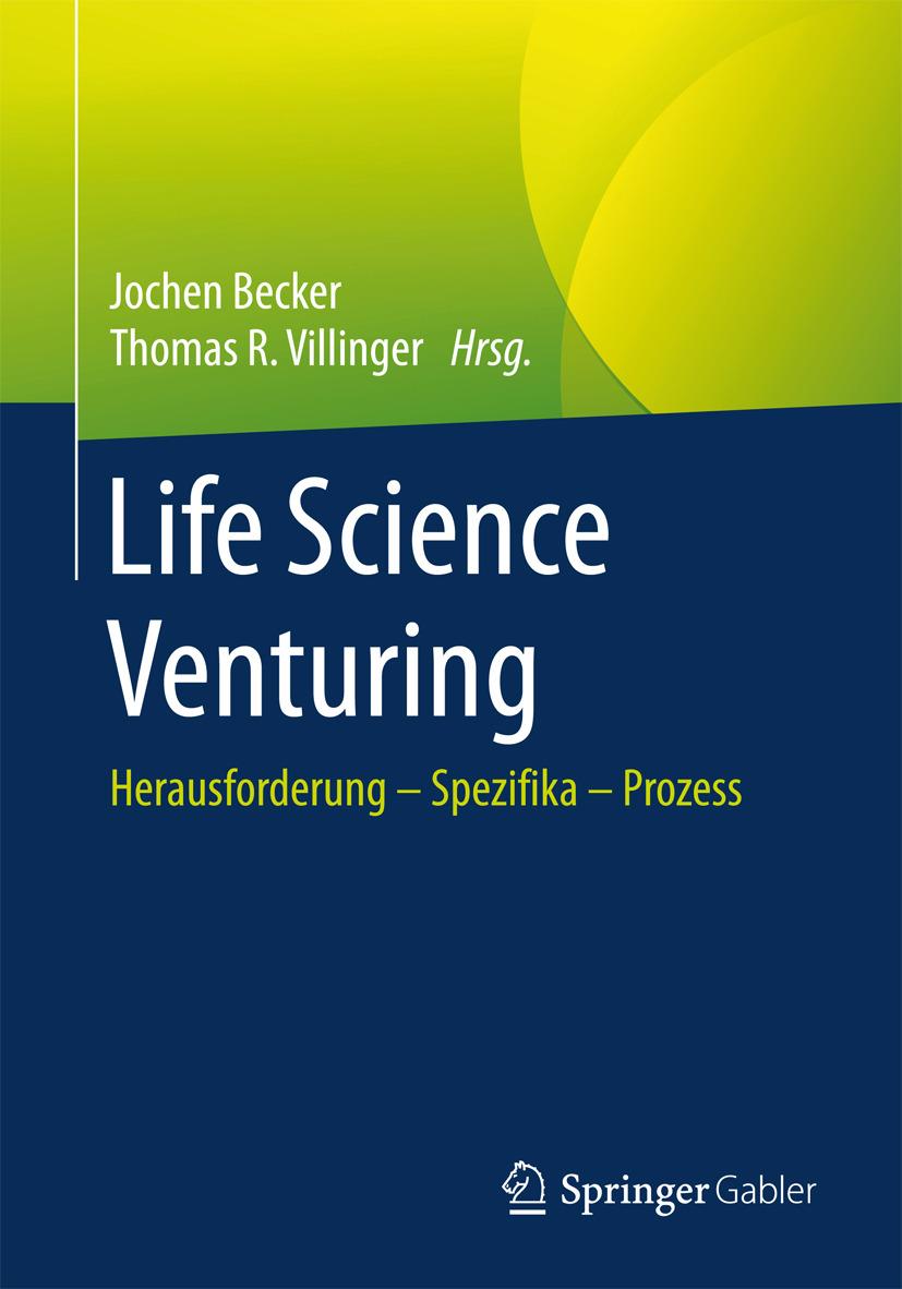 Becker, Jochen - Life Science Venturing, ebook