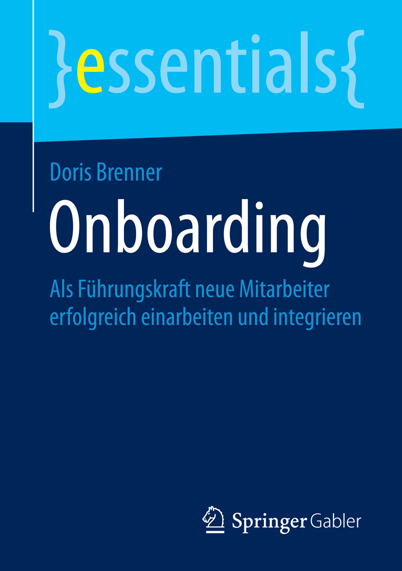Brenner, Doris - Onboarding, ebook