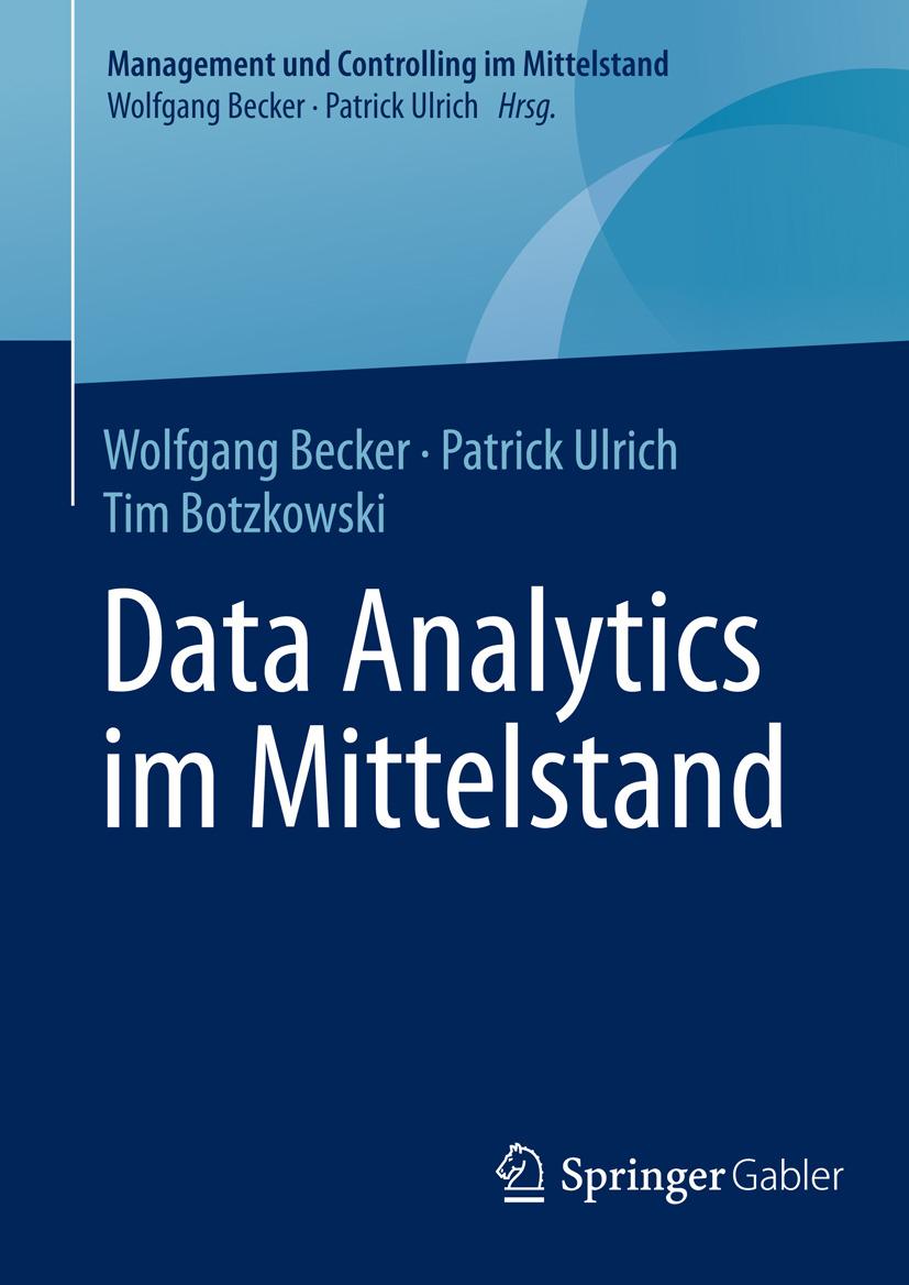 Becker, Wolfgang - Data Analytics im Mittelstand, ebook
