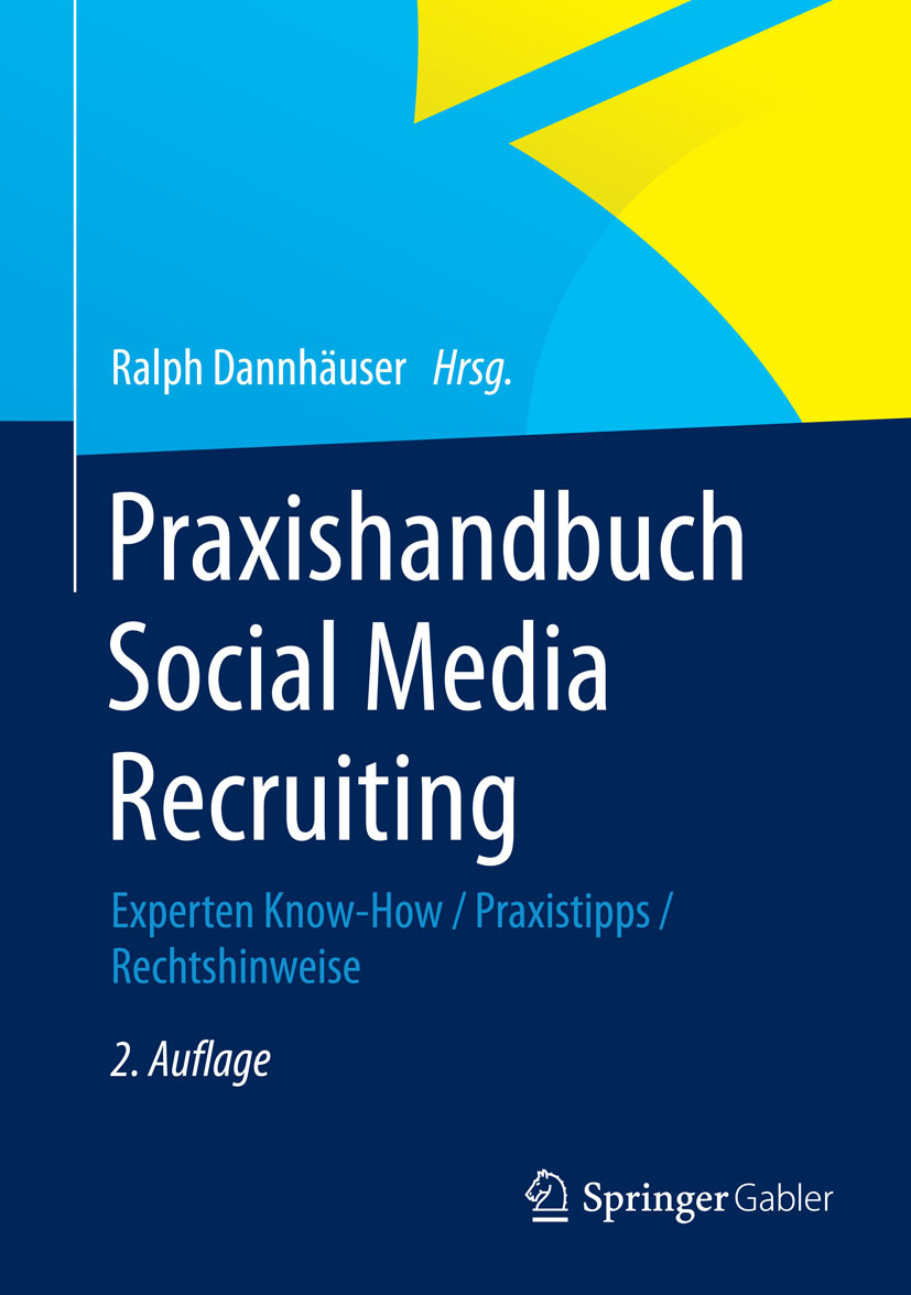 Dannhäuser, Ralph - Praxishandbuch Social Media Recruiting, ebook