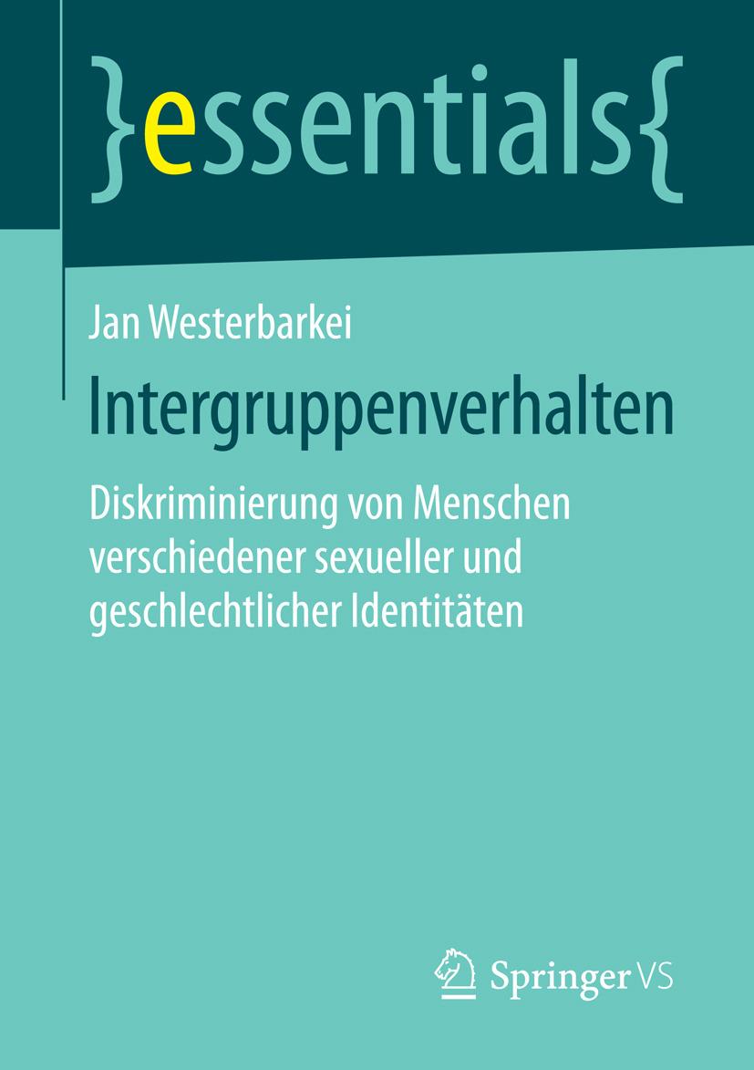 Westerbarkei, Jan - Intergruppenverhalten, ebook