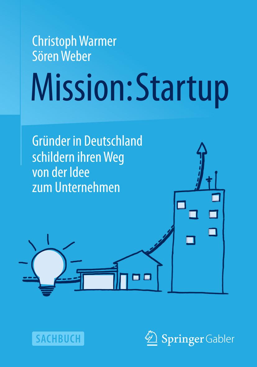 Warmer, Christoph - Mission: Startup, ebook