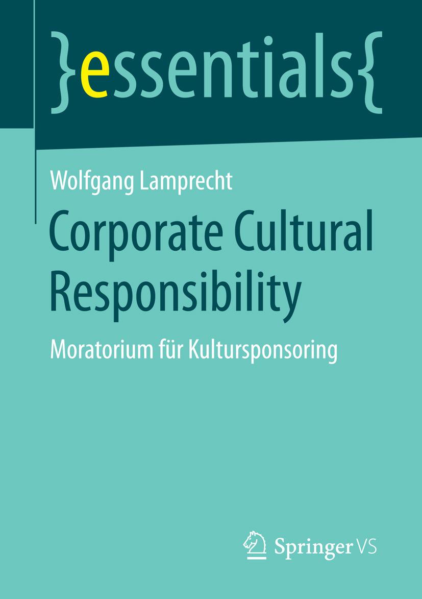 Lamprecht, Wolfgang - Corporate Cultural Responsibility, ebook