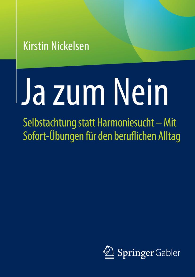 Nickelsen, Kirstin - Ja zum Nein, ebook