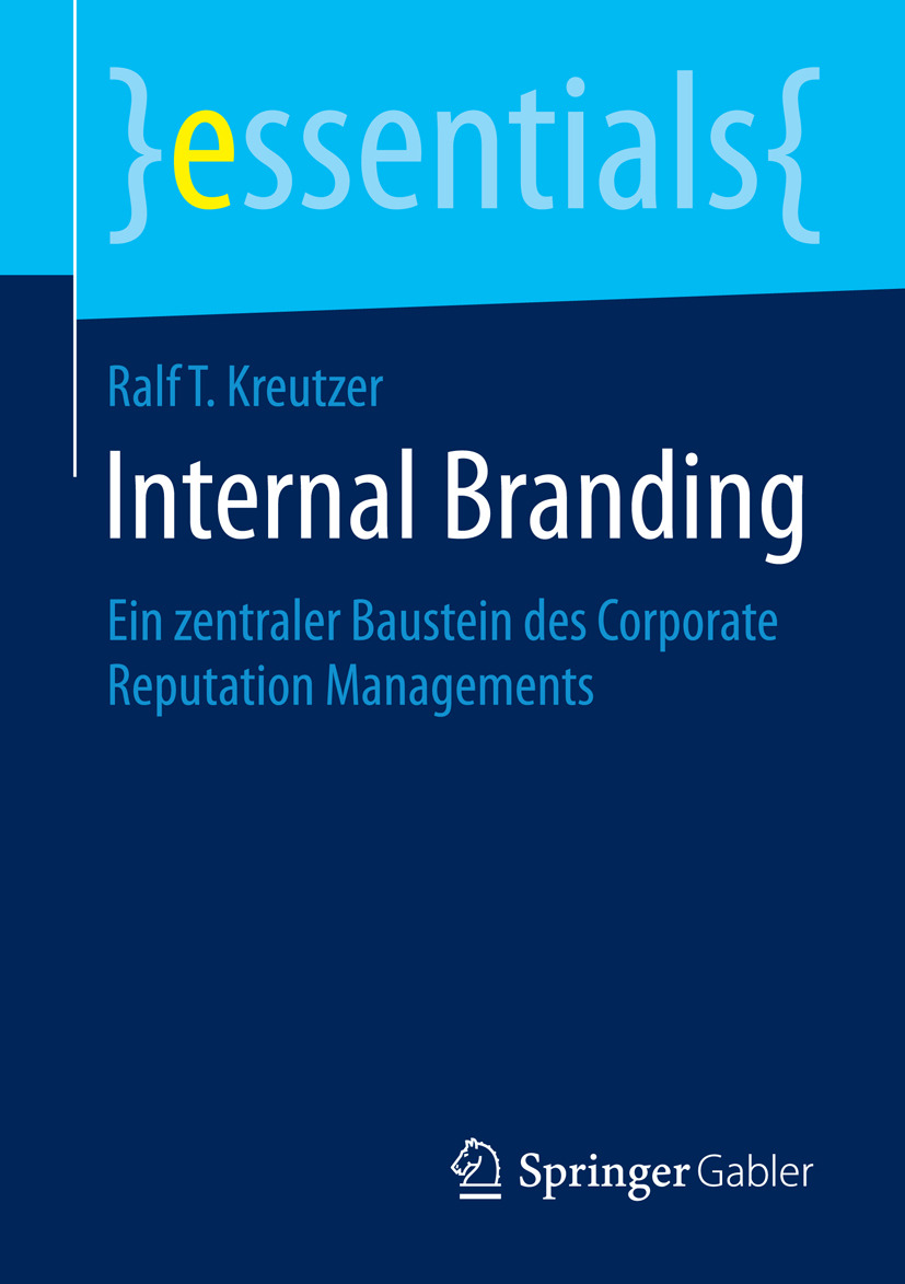 Kreutzer, Ralf T. - Internal Branding, ebook