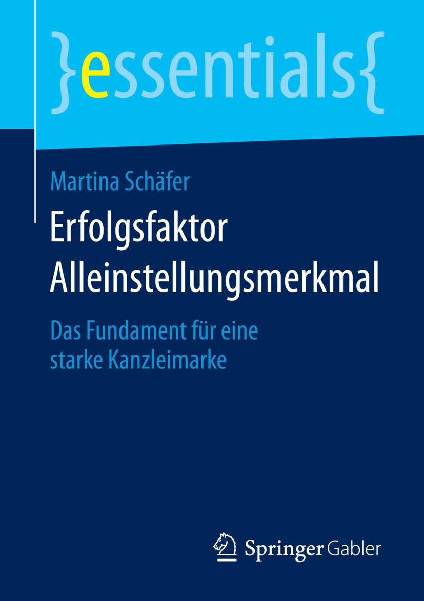 Schäfer, Martina - Erfolgsfaktor Alleinstellungsmerkmal, ebook