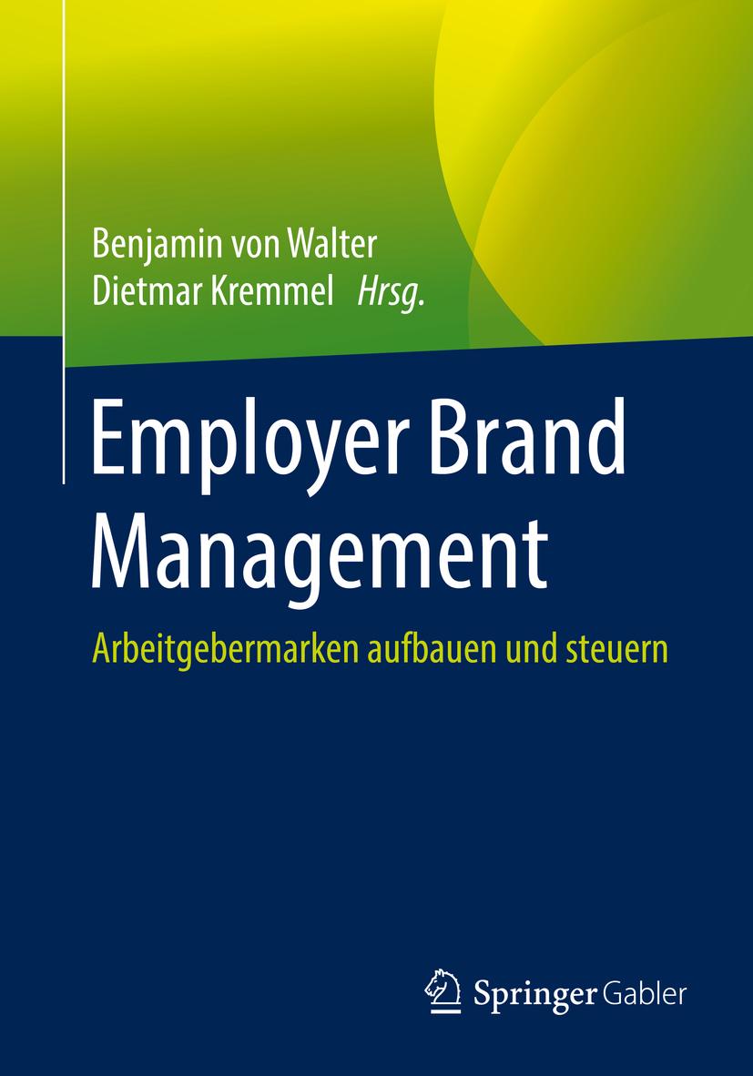 Kremmel, Dietmar - Employer Brand Management, ebook