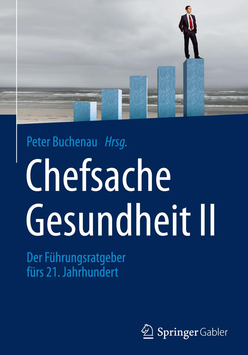 Buchenau, Peter - Chefsache Gesundheit II, ebook