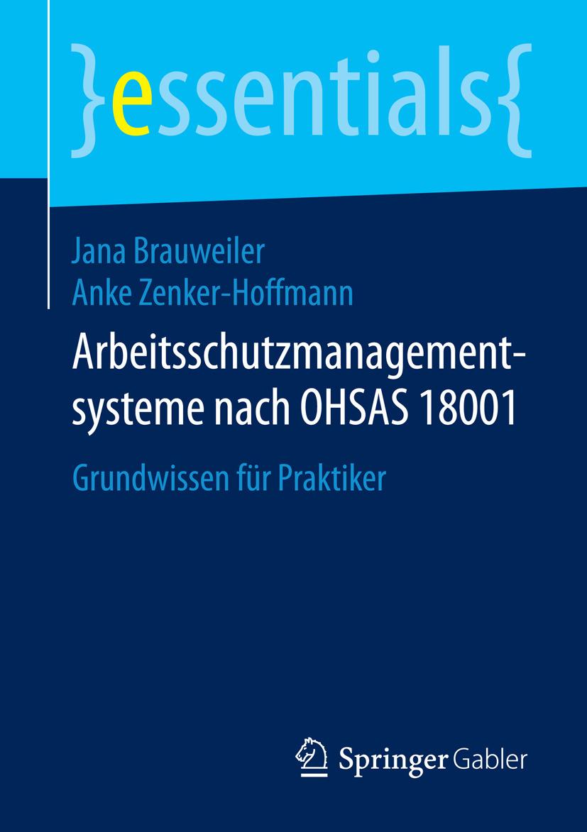 Brauweiler, Jana - Arbeitsschutzmanagementsysteme nach OHSAS 18001, ebook