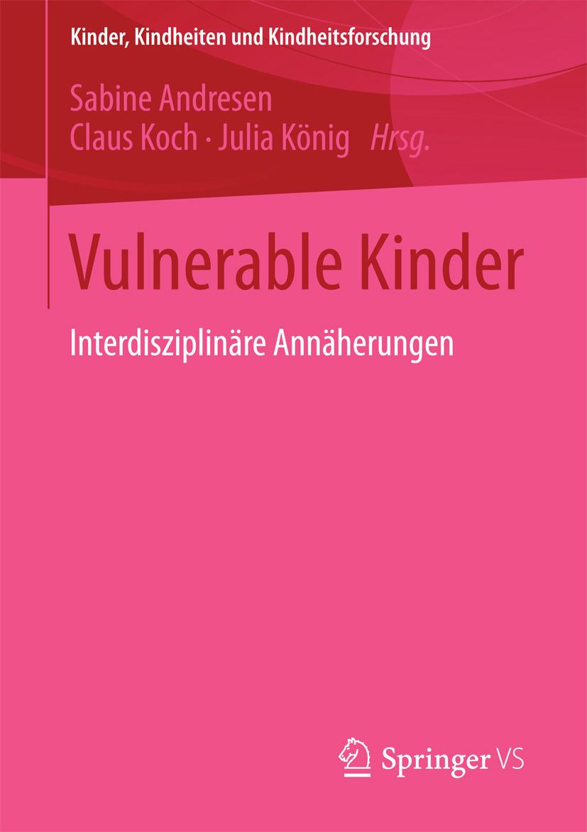 Andresen, Sabine - Vulnerable Kinder, ebook