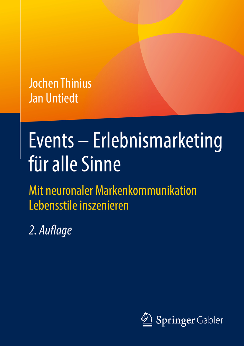Thinius, Jochen - Events – Erlebnismarketing für alle Sinne, ebook