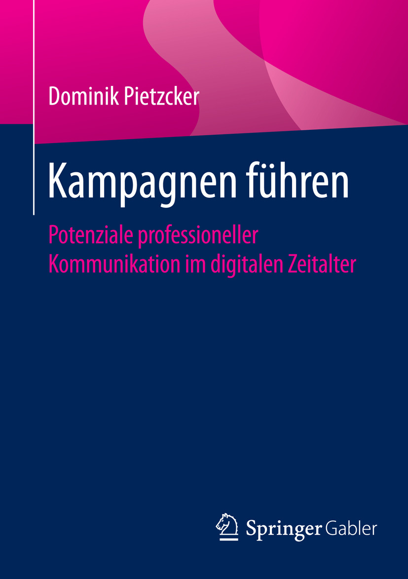 Pietzcker, Dominik - Kampagnen führen, ebook