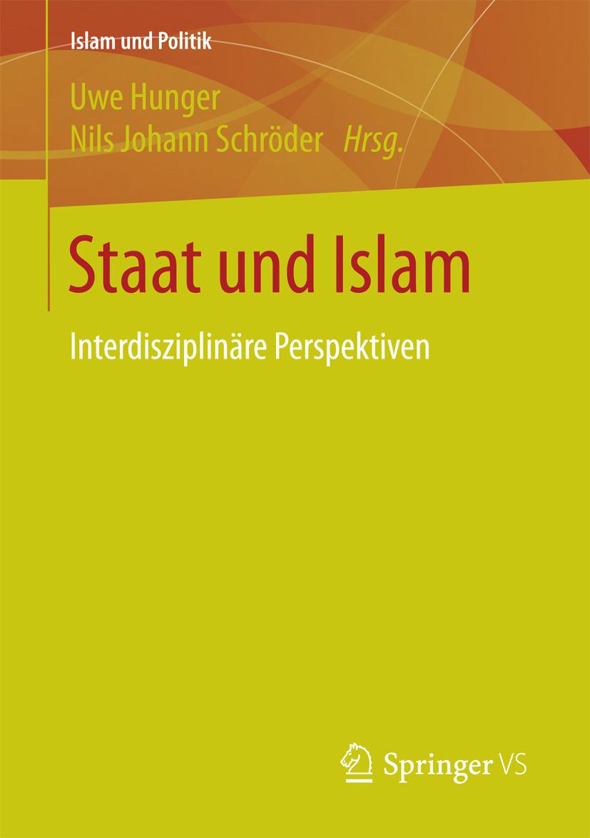 Hunger, Uwe - Staat und Islam, ebook