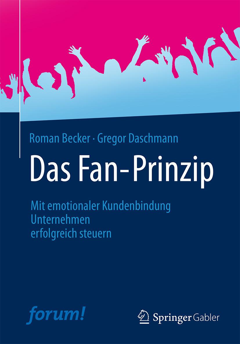 Becker, Roman - Das Fan-Prinzip, ebook