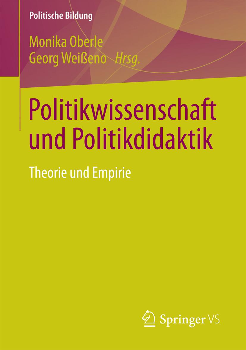 Oberle, Monika - Politikwissenschaft und Politikdidaktik, ebook