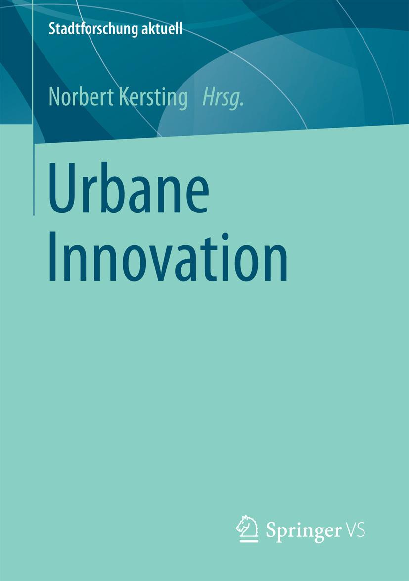 Kersting, Norbert - Urbane Innovation, ebook