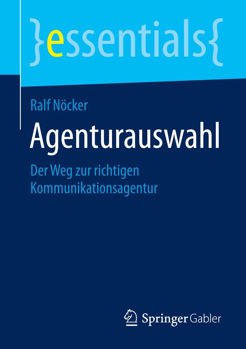 Nöcker, Ralf - Agenturauswahl, ebook