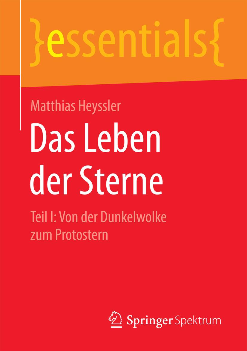 Heyssler, Matthias - Das Leben der Sterne, ebook
