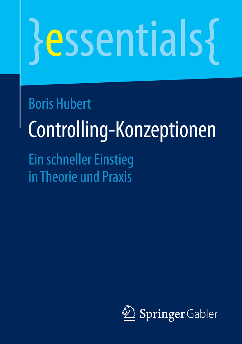 Hubert, Boris - Controlling-Konzeptionen, ebook